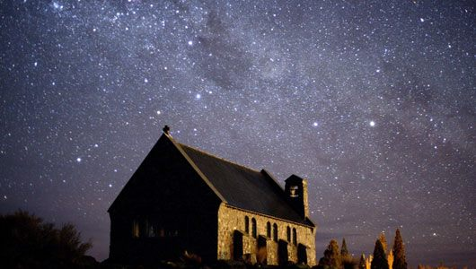 Night Sky-New Zealand